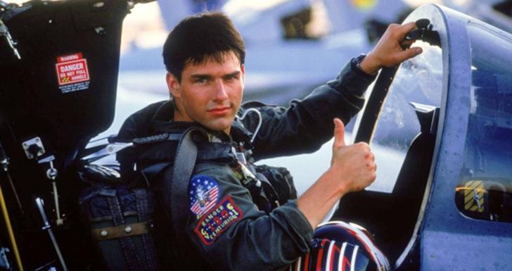 Tom Cruise Top Gun 2