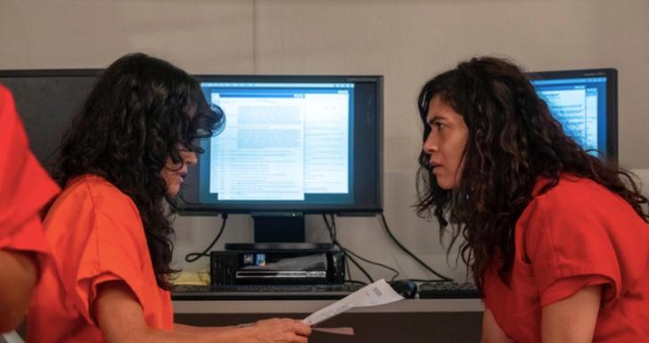 Blanca Flores e Carla