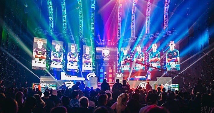 Call of Duty World League eSports