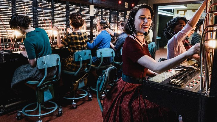 the marvelous mrs maisel emmys 2019