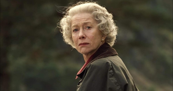 helen mirren the crown