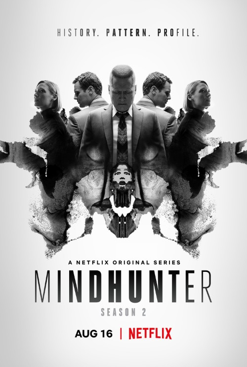 mindhunter t2 poster