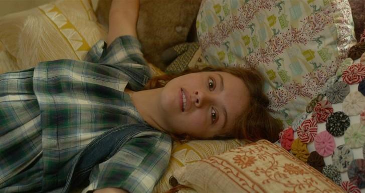 """Olivia Cooke em """"Eu, O Earl e a Tal Míuda""""(2015)"""