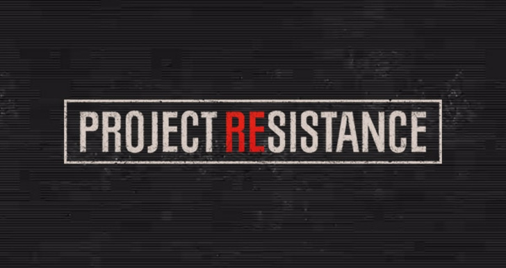Project Resistance resident evil
