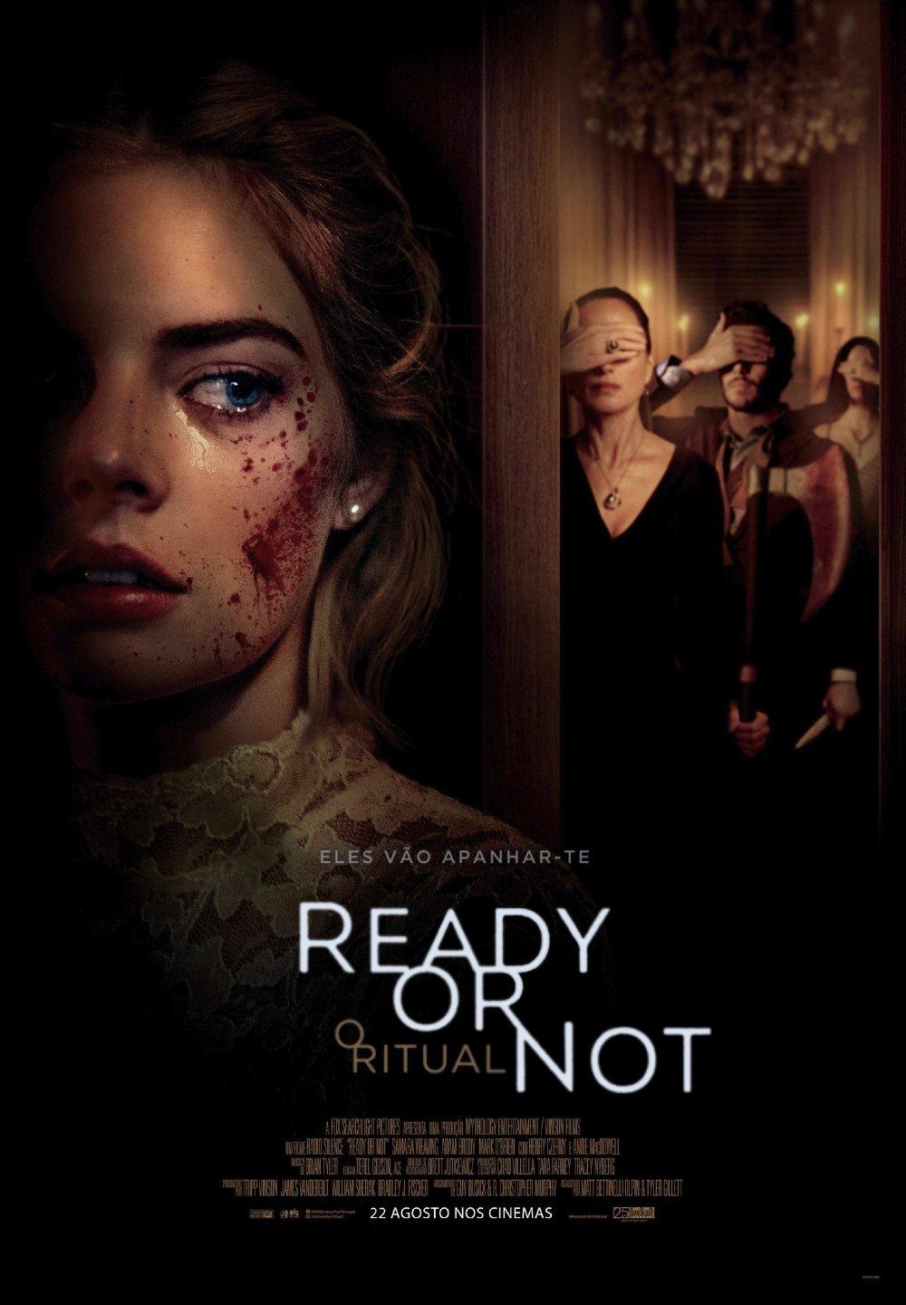 Ready or Not – O Ritual