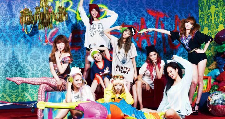 snsd k-pop