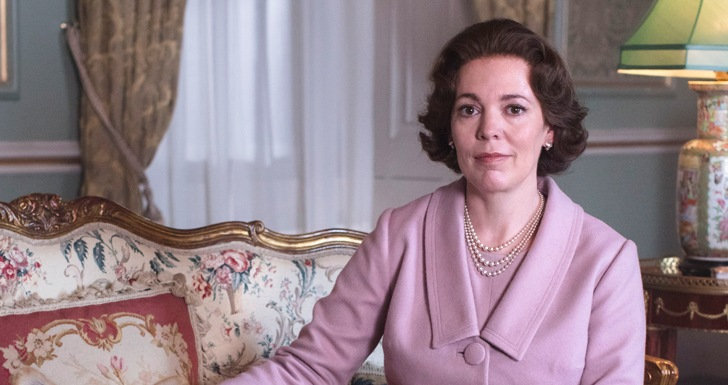 The Crown Netflix Olivia Colman