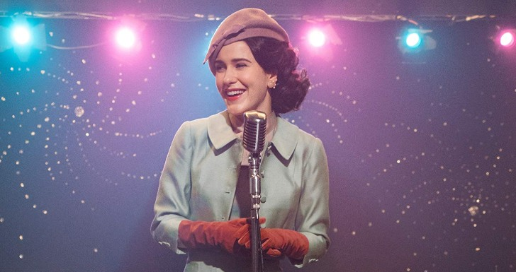 the marvelous mrs maisel emmy 2019