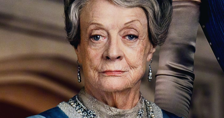 downton abbey critica filme maggie smith
