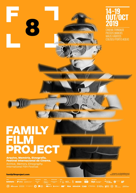 family film project cartaz