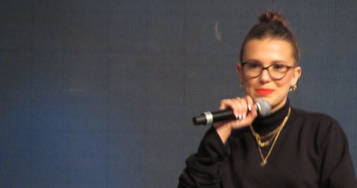 millie comic con portugal