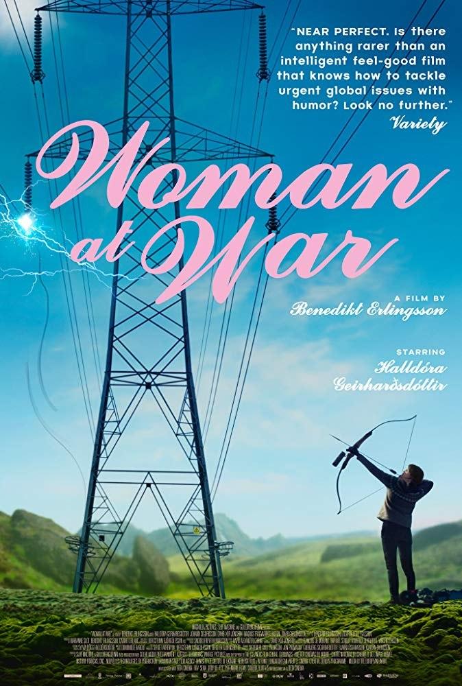 mulher em guerra