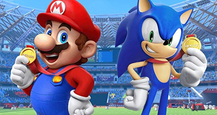 nintendo switch sonic mario