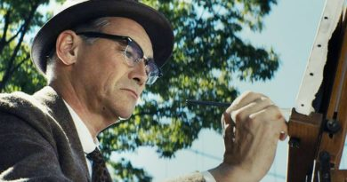 Terrence Malick Mark Rylance The Last Planet