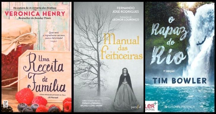 Livros a Não Perder em Setembro