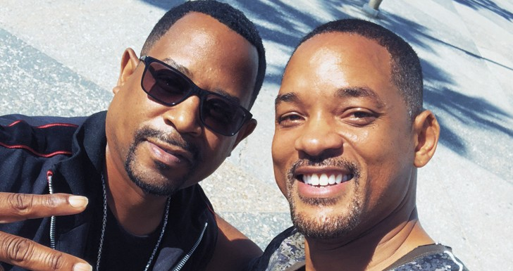 Will Smith Martin Lawrence Bad Boys Para Sempre 2