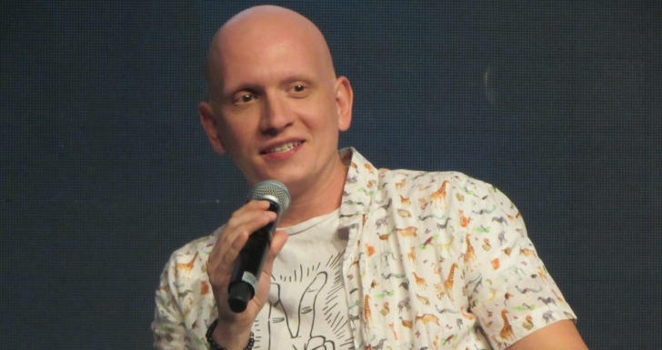 Anthony Carrigan na Comic Con Portugal 2019