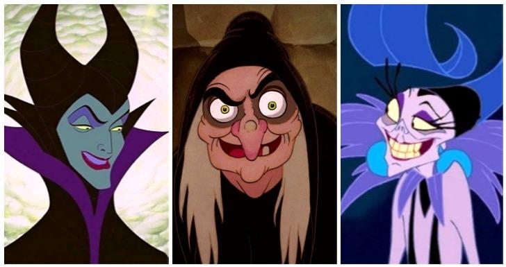 As 10 Maiores Vilãs de Sempre da Disney