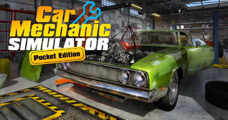 Car Mechanic Simulator