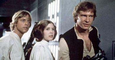 Carrie Fisher | © Lucasfilm Ltd.