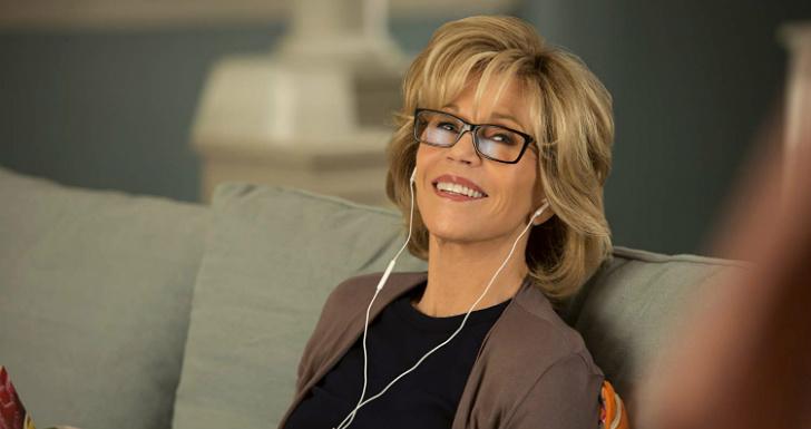 Jane Fonda | © Netflix