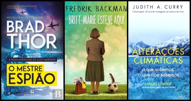 Livros a Não Perder em Outubro