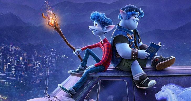 Pixar apresenta o trailer de Onward
