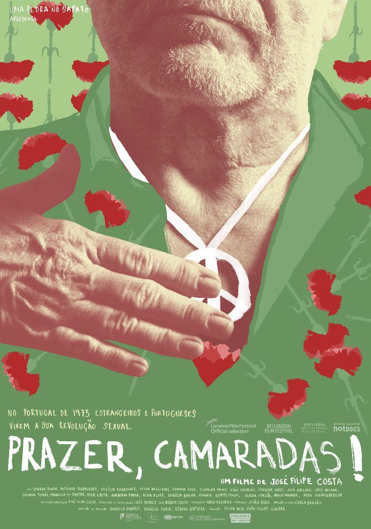 Prazer, Camaradas! poster