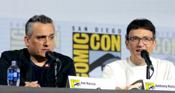 Russo brothers   Gage Skidmore, Wikimedia Commons