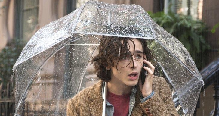 Um Dia de Chuva em Nova Iorque