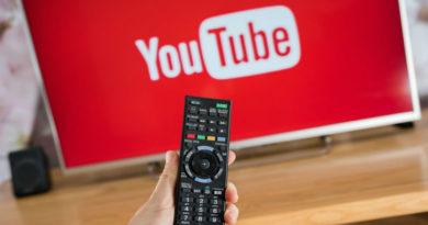 YouTube ultrapassa Netflix