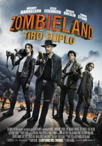 Poster Zombieland: Tiro Duplo