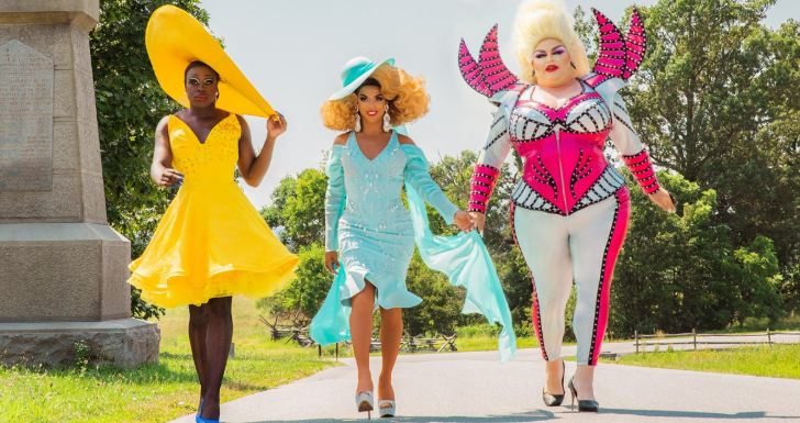 RuPaul's Drag Race Shangela