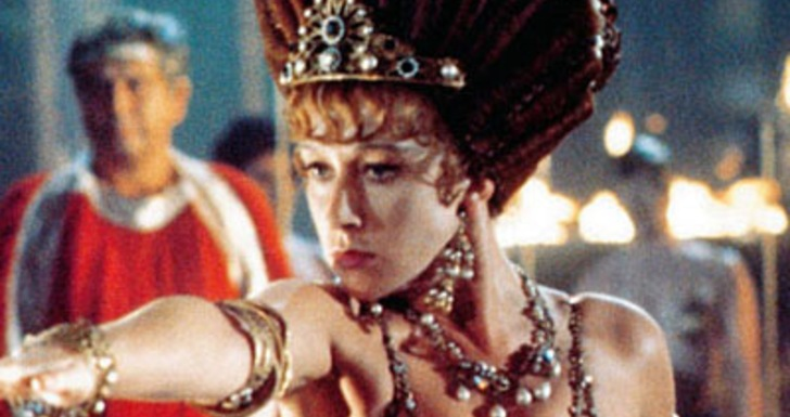 Helen Mirren Caligula