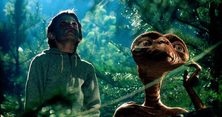E.T. | © Universal