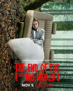 the enf of the f***ing world