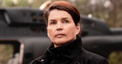 Julia Ormond The Walking Dead