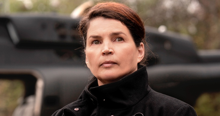 Julia Ormond The Walking Dead