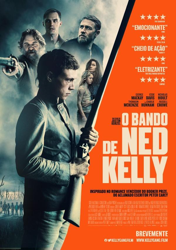 O Bando de Ned Kelly