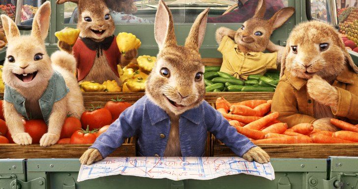 Peter Rabbit: Coelho à Solta