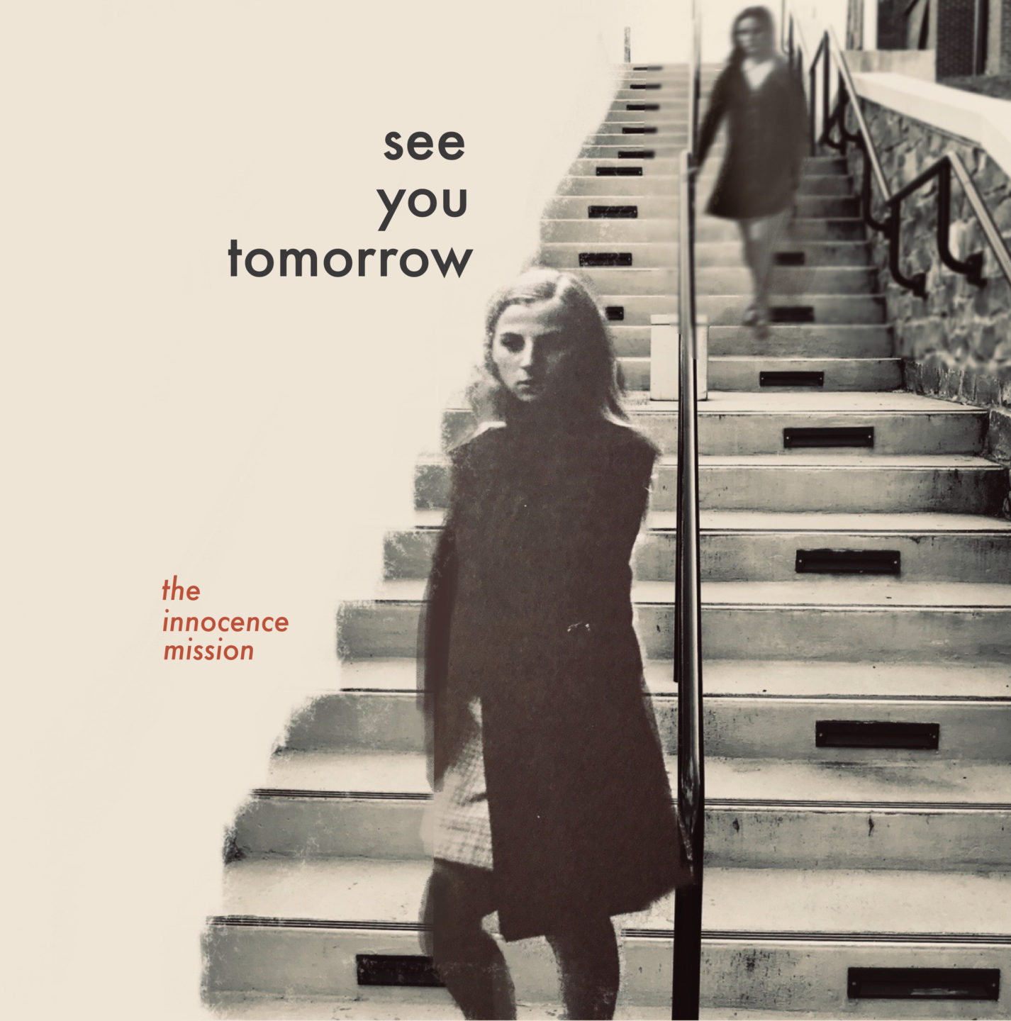 The Innocence Mission - Capa de See You Tomorrow