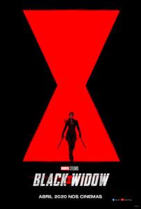 Black Widow Viuva Negra
