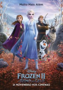 Frozen 2 Poster PST