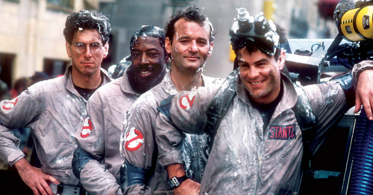 Ghostbusters | © The Moviestore Collection Ltd