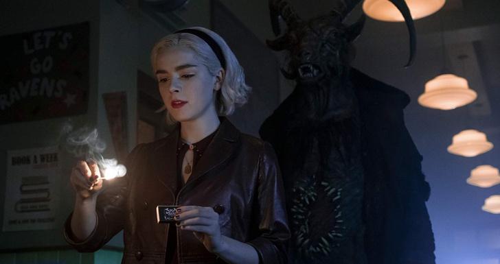 As Arrepiantes Aventuras de Sabrina