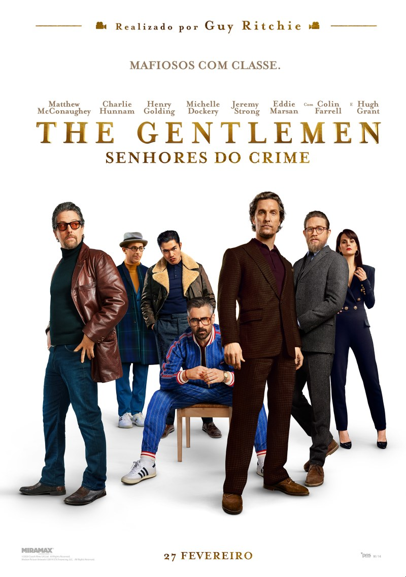 The Gentlemen: Senhores do Crime