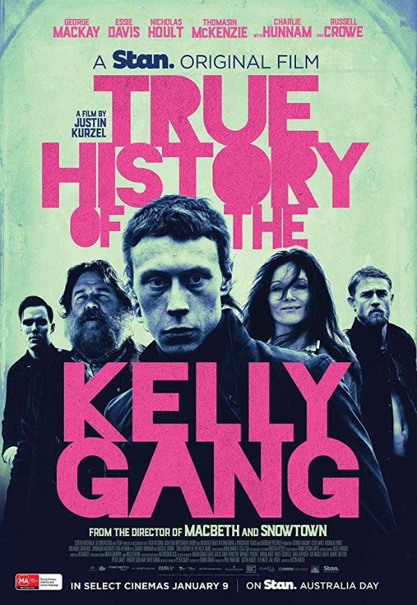 True Story of Kelly Gang