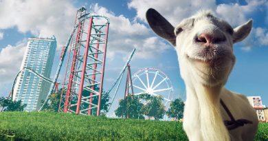 goat simulator playstation plus