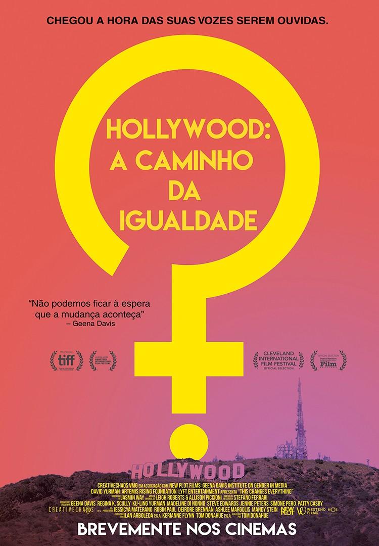 Hollywood: A Caminho da Igualdade