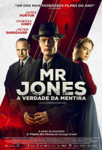 mr jones a verdade da mentira poster